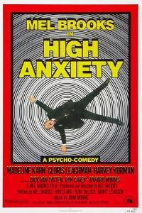 High Anxiety, Mel Brooks, 1977