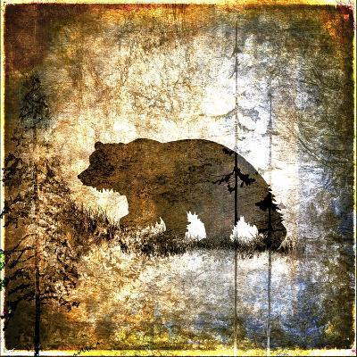 High Country Bear-LightBoxJournal-Giclee Print