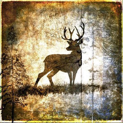 High Country Deer-LightBoxJournal-Giclee Print