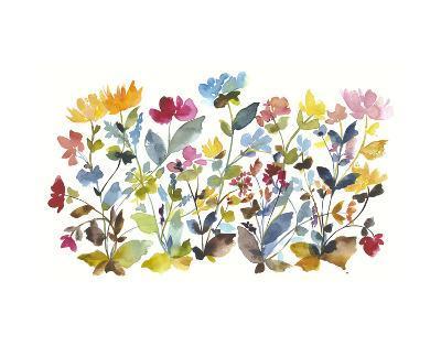 High Country Wildflowers N. 2-Kiana Mosley-Art Print