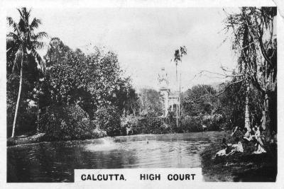 High Court, Calcutta, India, C1925--Giclee Print