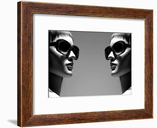 High Fashion-Stephen Lebovits-Framed Giclee Print