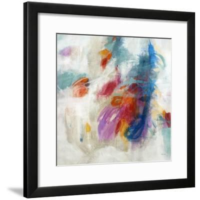 High Flying Act I-Jill Martin-Framed Art Print