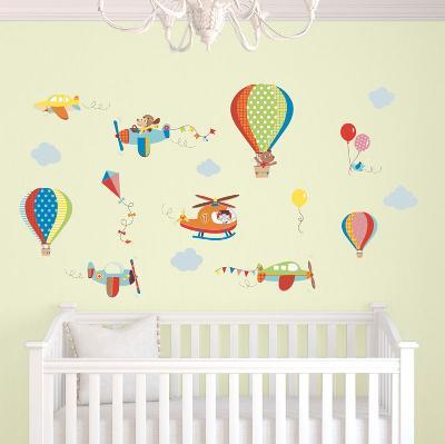 High Flying--Wall Decal