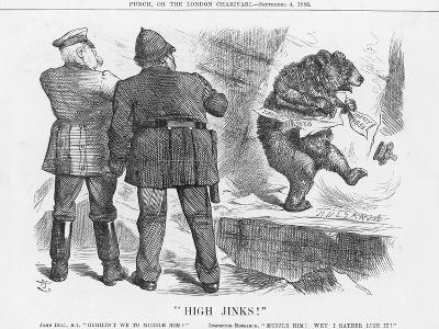 High Jinks!, 1886-Joseph Swain-Giclee Print