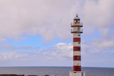 High Lighthouse near the Coast-underworld-Photographic Print