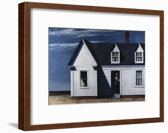 High Noon-Edward Hopper-Framed Giclee Print