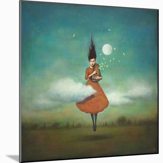 High Notes for Low Clouds-Duy Huynh-Mounted Art Print