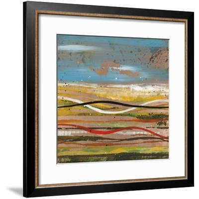 High Plains 2-Scott Hile-Framed Art Print