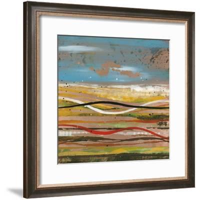 High Plains 2-Scott Hile-Framed Art Print