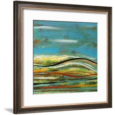 High Plains 4-Scott Hile-Framed Art Print