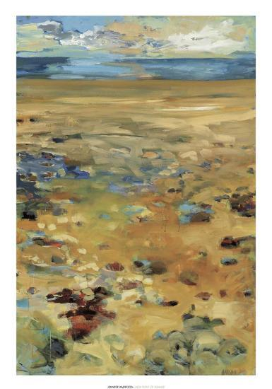 High Point of Summer-Jennifer Harwood-Art Print