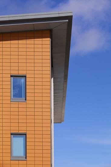 High Section of Yate West Gate Health Centre, South Gloucestershire, UK-Craig Auckland-Photo