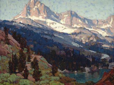 High Sierra-Edgar Payne-Art Print