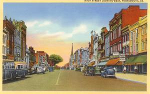 High Street, Portsmouth, Virginia