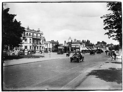 High Street, Woodford Green, London Borough of Redbridge--Photographic Print