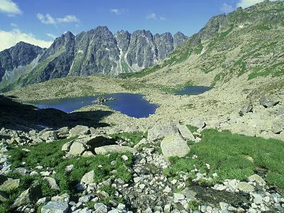 High Tatra Mountains National Park, Slovakia-Richard Packwood-Photographic Print