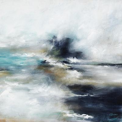 High Tide Wave I-Rikki Drotar-Giclee Print