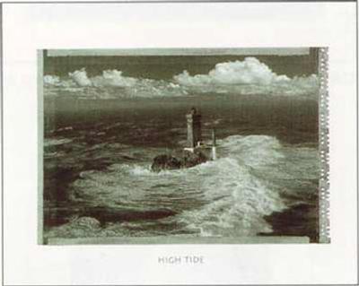High Tide--Art Print
