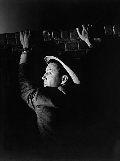 High Wall, 1947--Photographic Print
