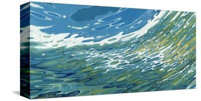 High Wave-Margaret Juul-Stretched Canvas Print