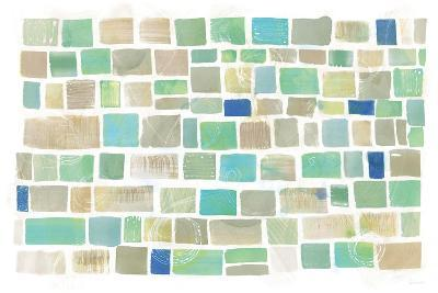 High Windows I Blue-Sue Schlabach-Art Print