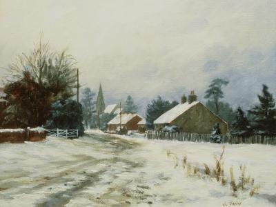 Higham, Winter '86-Vic Trevett-Giclee Print