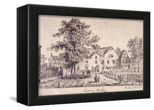 Highbury Barn, Islington, London, 1770