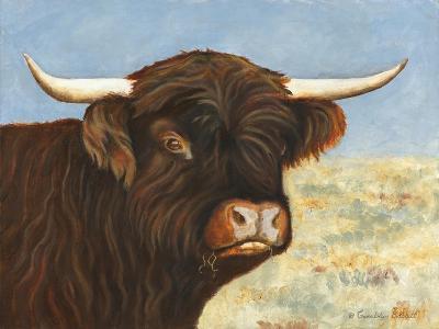 Highland Cow-Gwendolyn Babbitt-Art Print