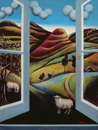 Highland View-Jerzy Marek-Giclee Print