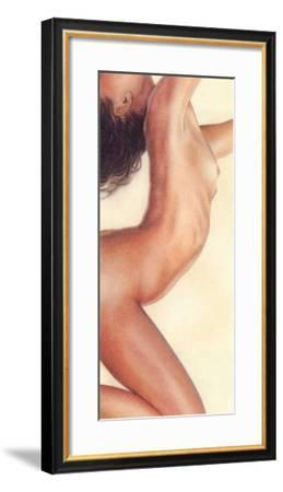 Highlights III-R^ Savage-Framed Art Print