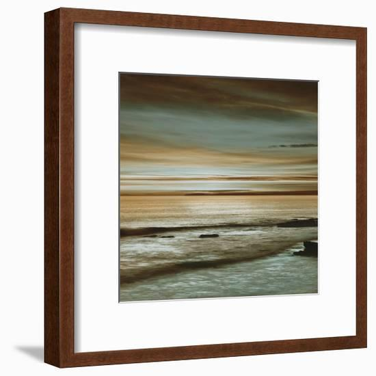 Hightide-John Seba-Framed Giclee Print