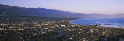 Highway 101, Santa Ynez, Santa Barbara, California, USA--Photographic Print