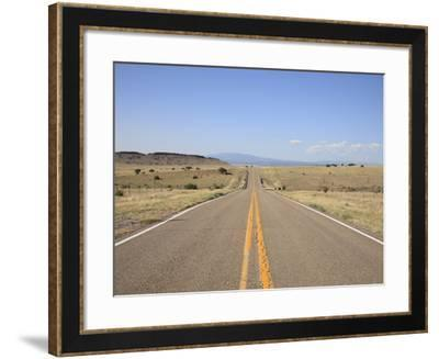 Highway 41, New Mexico, United States of America, North America-Wendy Connett-Framed Photographic Print