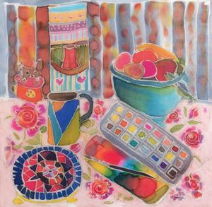 Artist's Paintbox, 2006 by Hilary Simon