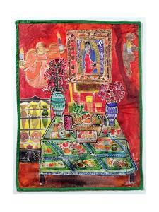 Virgin of Guadeloupe, 2005 by Hilary Simon