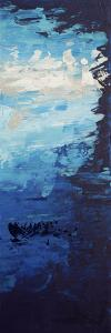 Blue Skies - Canvas 3 by Hilary Winfield