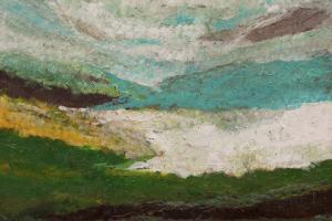 Coastal Viewpoint II by Hilary Winfield
