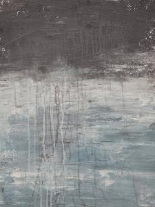 Lithosphere 89 - Canvas 3 by Hilary Winfield