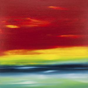Sunset 1 by Hilary Winfield