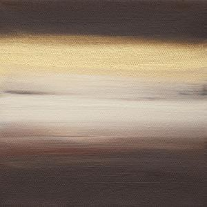 Ten Sunsets - Canvas 10 by Hilary Winfield