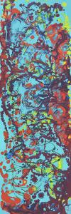 Tropical Haze II - Canvas II by Hilary Winfield