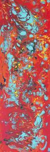 Tropical Haze II - Canvas III by Hilary Winfield