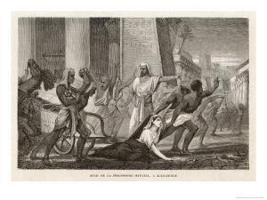 Hypatia, Philosopher of Alexandria by Hildebrand