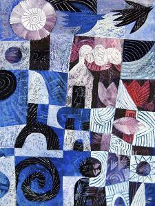 Blue Garden by Hilke Macintyre