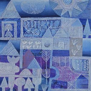 Blue Gardens by Hilke Macintyre