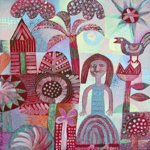 Exotic Garden by Hilke Macintyre