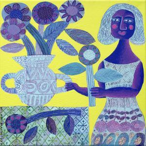 Flower Vase by Hilke Macintyre
