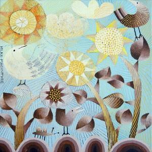 Sunflowers by Hilke Macintyre