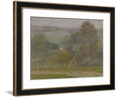 Hill and Hollow, C.1896-Lewis Henry Meakin-Framed Giclee Print